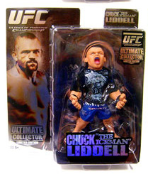 UFC Collectors Series - LIMITED EDITION Chuck -The Iceman- Liddell