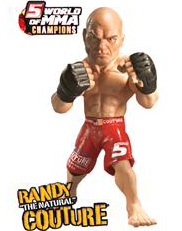 World of MMA - Randy -The Natural- Couture