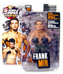 World of MMA - Frank Mir