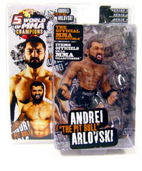 World of MMA - Andrei -The Pit Bull- Arlovski