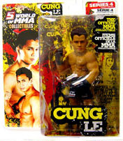 World of MMA - Cung Le