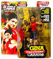 World of MMA - Gina -Conviction- Carano