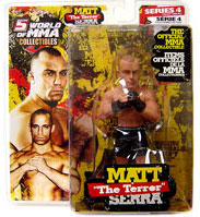 World of MMA - Matt -The Terror- Serra