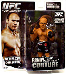 UFC Collectors Series - Randy -The Natural- Couture