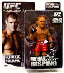 UFC Collectors Series - Michael -The Count- Bisping