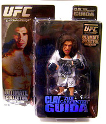 UFC Collectors Series - LIMITED EDITION Clay - The Carpenter - Guida