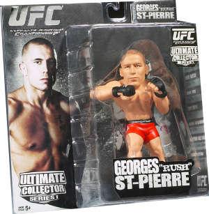 UFC Collectors Series - Georges -Rush- St-Pierre