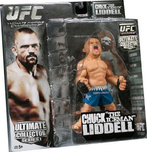UFC Collectors Series - Chuck -The Iceman- Liddell