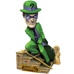 Headstrong Villains - The Riddler Bobblehead