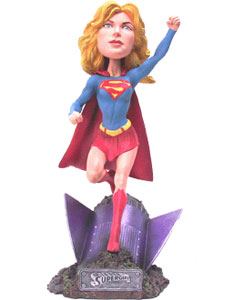 Headstrong Heroes - Supergirl Bobblehead