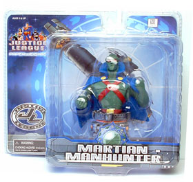 Martian Manhunter Mini Paperweight