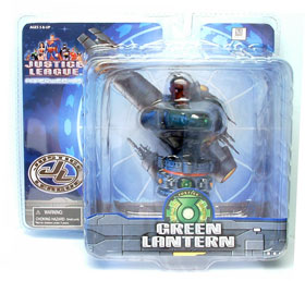 Green Lantern Mini Paperweight