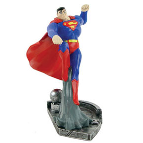 Superman Resin Figurines