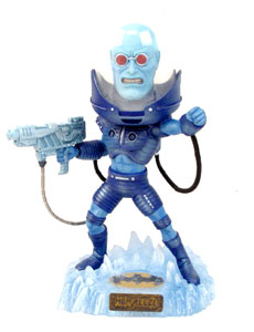 Headstrong Villains - Mr. Freeze Bobblehead