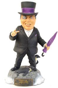 Headstrong Villains - The Penguin Bobblehead