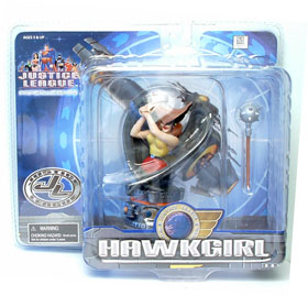 Hawkgirl Mini Paperweight