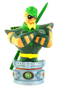 Green Arrow Mini Paperweight