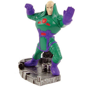Lex Luthor Resin Figurines