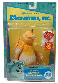 Monsters Inc George Sanderson - DAMAGE PACKAGE