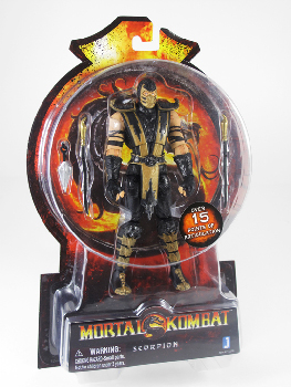 Mortal Kombat 9 - Scorpion