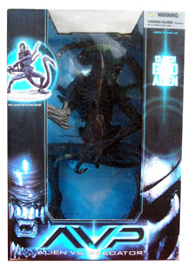 Alien Vs Predator - 12-Inch Grid Alien