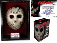 Friday The 13th Jason Voorhees Life-Size Mask - No Certificate