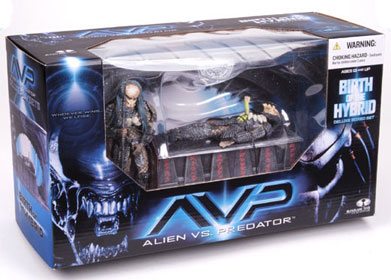 Alien Vs Predator - Birth of The Hybrid Boxed Set