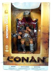 King Conan of Aquilonia Box Set