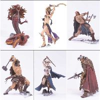 Conan 6 Figure Set