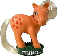 Applejack Head Knocker