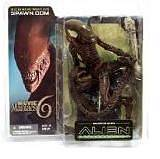 Movie Maniacs Series 6 - Warrior Alien