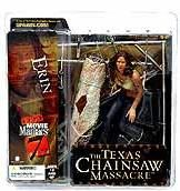 Movie Maniac - The Texas Chainsaw Massacre - Erin