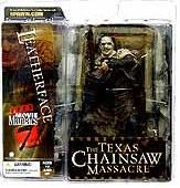 Movie Maniac 7 - The Texas Chainsaw Massacre - Leatherface