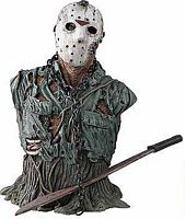 Jason Mini Bust