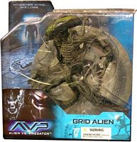 Alien Vs Predator - Battle Grid Alien