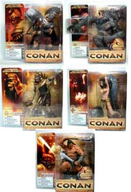Conan Series 2 Set