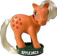 Applejack Head Knocker