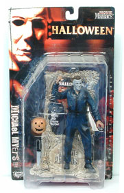 Movie Maniac Halloween Movie Michael Myers NON MINT PACKAGE