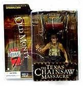 Movie Maniac - The Texas Chainsaw Massacre - Old Monty