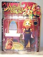 The Muppet Show - Miss Piggy - NON MINT PAKaGE