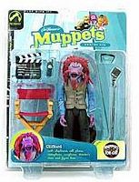 Muppets - Clifford Silver Mic