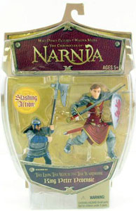 Chronicles of Narnia: King Peter Pevensie