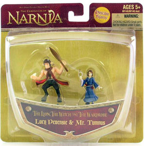Chronicles of Narnia: Lucy Pevensie & Mr. Tumnus
