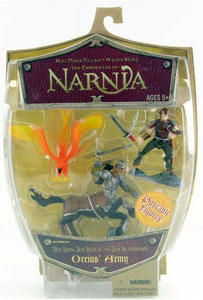 Chronicles of Narnia: Oreius Army