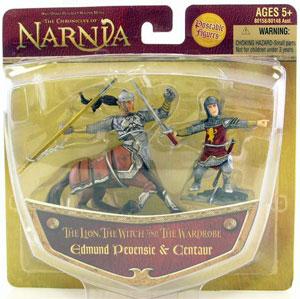 Chronicles of Narnia: Edmond Pevensie & Centaur
