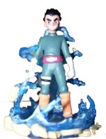 3-Inch Naruto Series 2 Open Package: Rock Lee