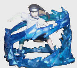 3-Inch Naruto Series 2 Open Package: Neji