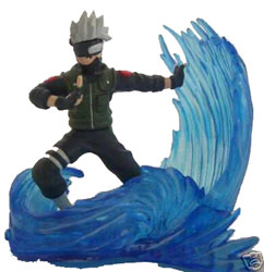 3-Inch Naruto Series 2 Open Package: Kakashi