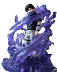 3-Inch Naruto Series 2 Open Package: Sasuke