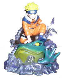 3-Inch Naruto Series 2 Open Package: Naruto